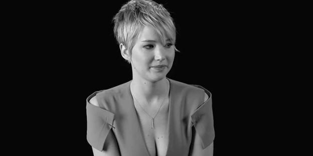 W Screen Tests – Jennifer Lawrence