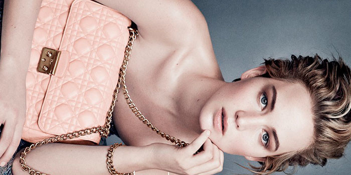 Jennifer Lawrence, Dior Reunite for Third Campaign