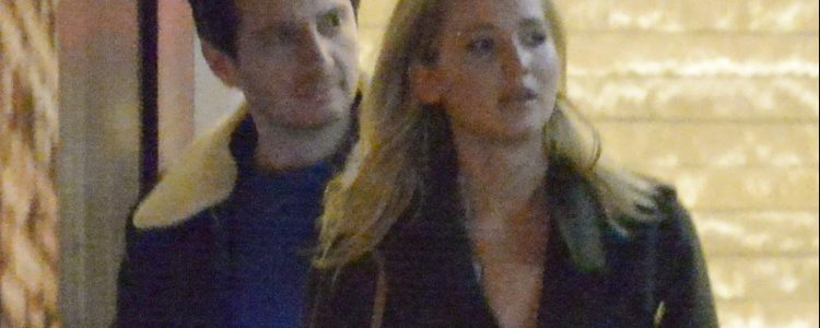 Jennifer spotted out & about in New York City