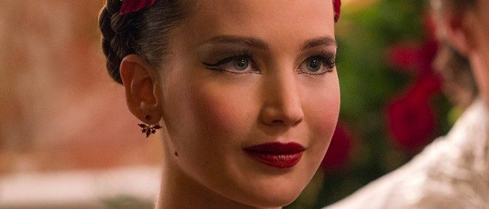 Gallery Update: Red Sparrow's Stills, Behind the Scenes and Trailes!
