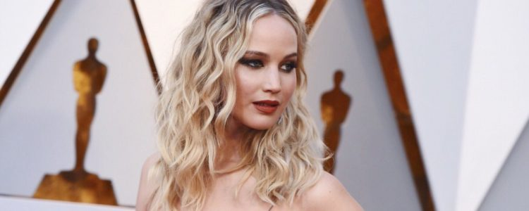 Jennifer Lawrence is 4th highest paid actress