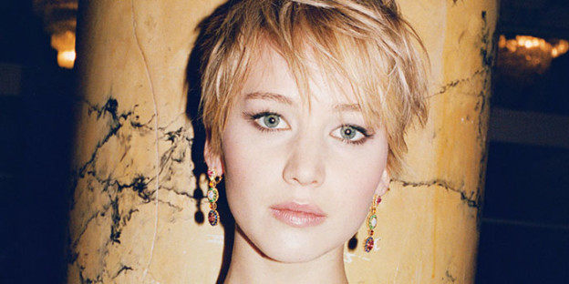 Jennifer Lawrence covers W Magazine – The Movie Issue (February)