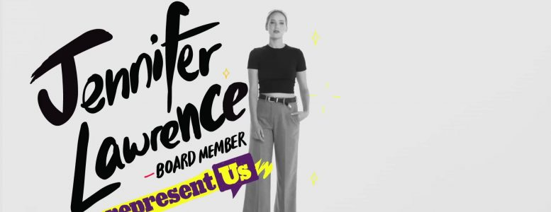 Jennifer Lawrence gets political in short documentary where she talks about 'the total political system failure in America'